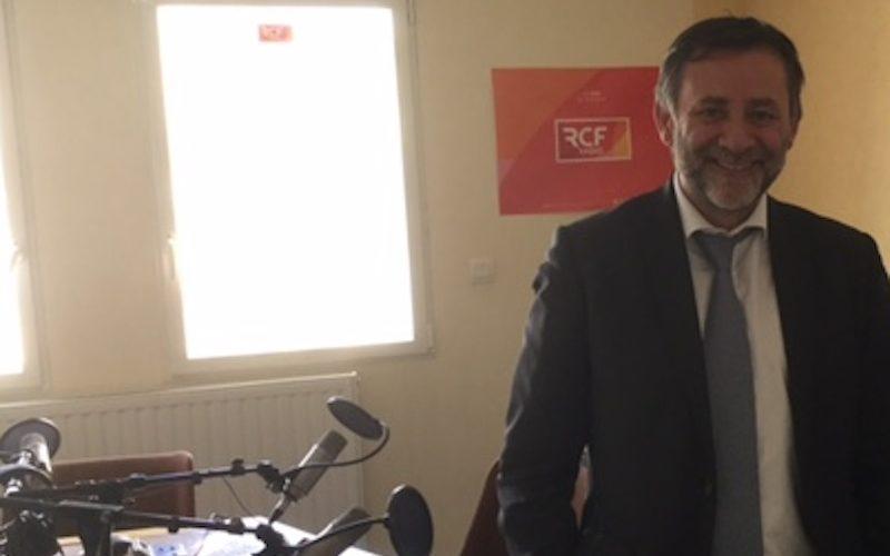 Laurent Martin, directeur de la Caisse régionale de Crédit agricole Charente Périgord