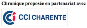 Chronique CCI Charente