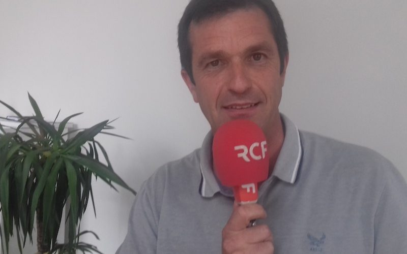 M. Christophe Forget vice président du BNIC