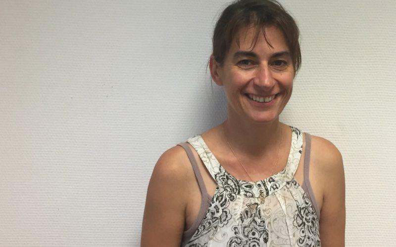 Aurore Murguet, conseillère entreprise à la Chambre de commerce et d'industrie de la Charente