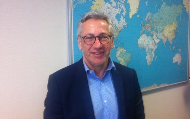 Bernard Dogneton, directeur de CCI Charente Formation