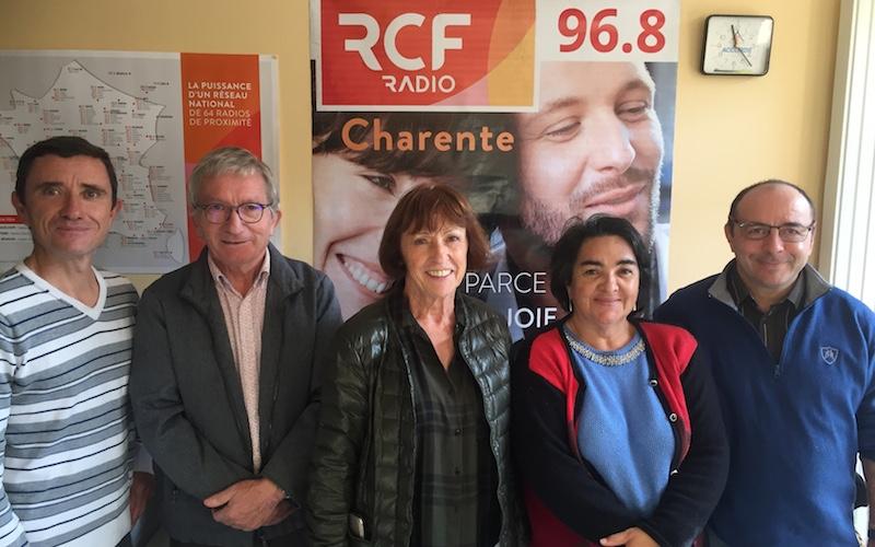 journée du refus de la misère 2018 à Angoulême