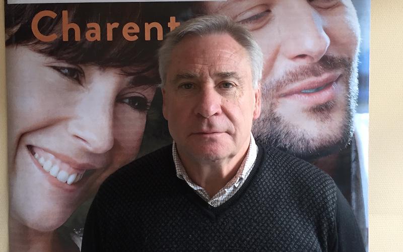 Régis Mesnier, président du Syndicat des trufficulteurs charentais