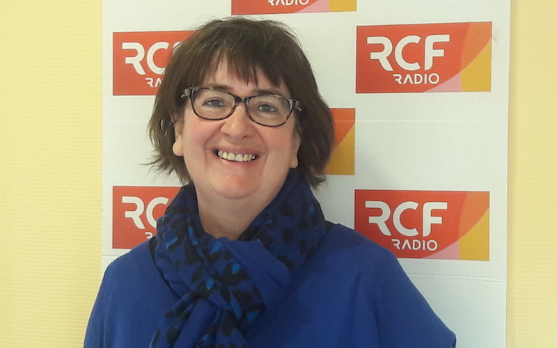 Sylvie Caillaud salariée de l'association Charente Nature