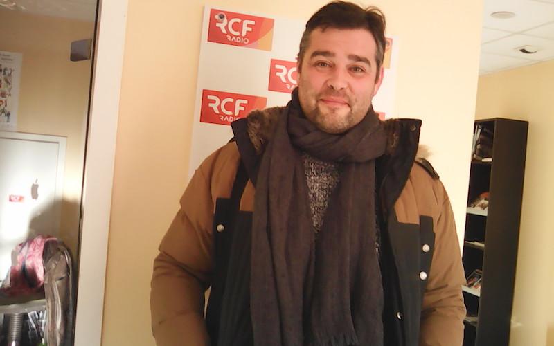Laurent Aupy, coordinateur du CIDIL