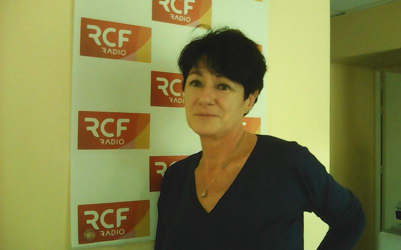 Isabelle Decosterd, directrice de France Victime en Charente