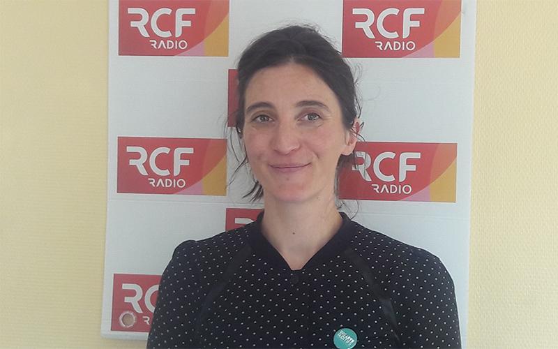 Emeline Marchesse, chargée de mission pour TERA, Maison de l'Europe de la Charente