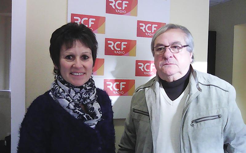 Joël Brisseau, le président du comité, et Isabelle Forgeron, la vice-présidente
