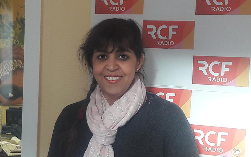 Bouchra Rafik directrice du secours populaire de Charente