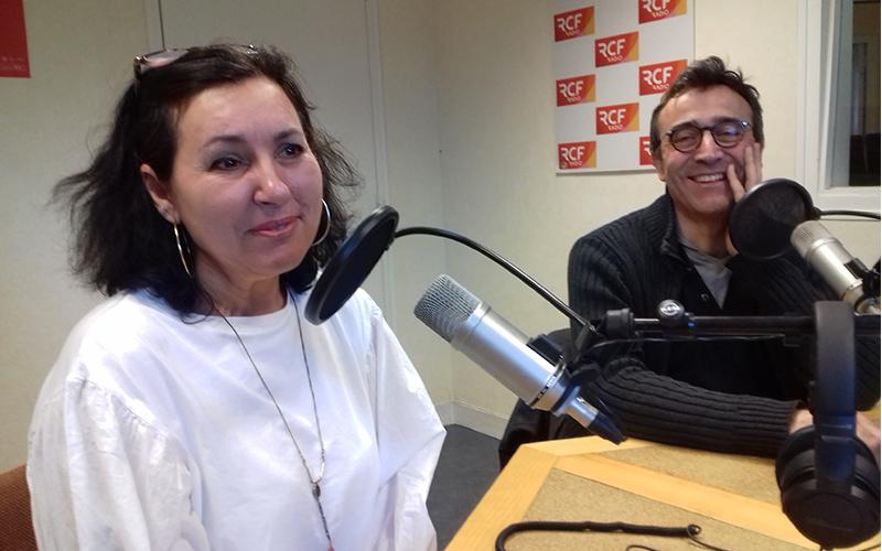 Grace Ferreira et Pierre Laurent Daurès