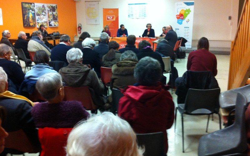 """Emission """"Les Cahiers d'espérance"""" du 30 janvier à Soyaux"""