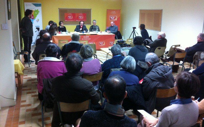 Les Cahiers d'espérance à Barbezieux le 23 janvier