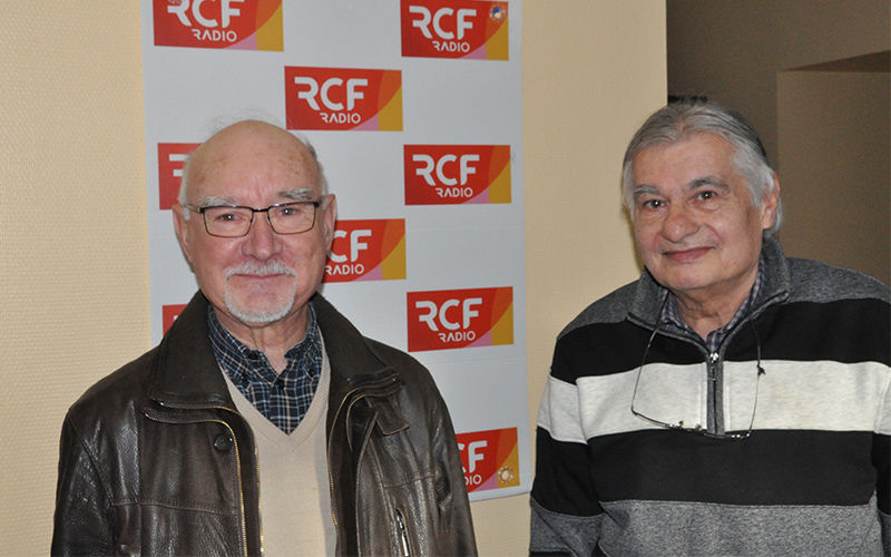 Christian DELUCHE et Michel RIVET