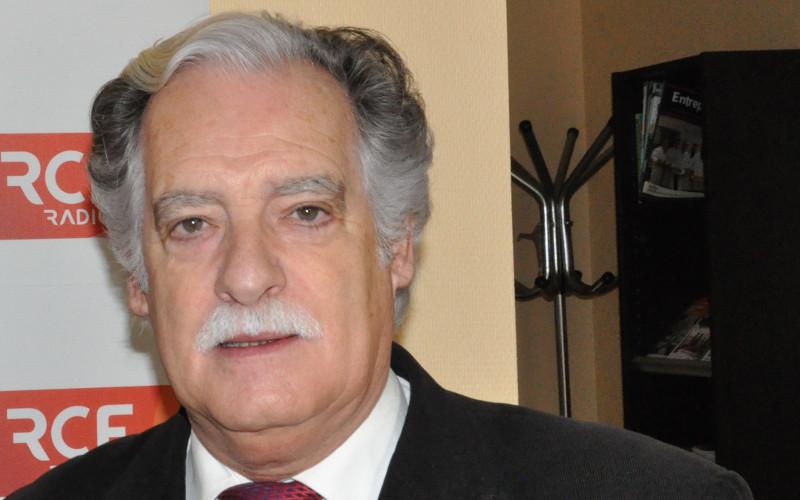 Daniel Braud, président de la CCI Charente
