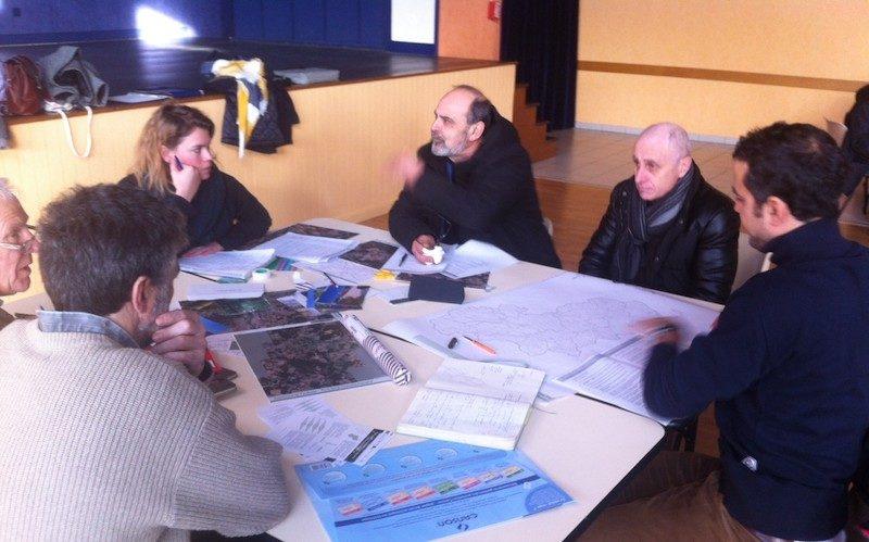 Ateliers participatifs du PLUI à Marthon