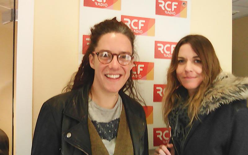 Emilie RICHEZ et Adeline MARTINEZ