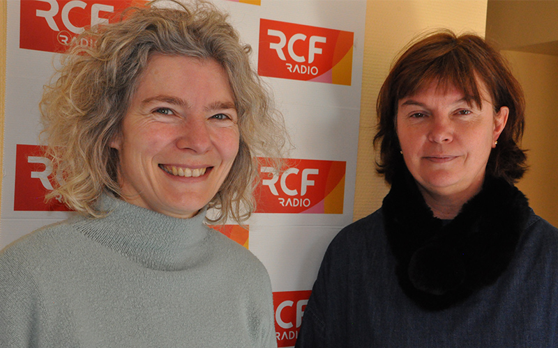 Peggy CALVAIRE-ALLAIRE et Pascale BRIENNE