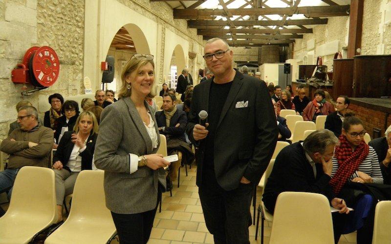 Sarah Tournier et Philippe Gregoire
