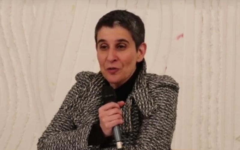 Valérie Regnier, présidente de la Communauté de Sant'Egidio en France