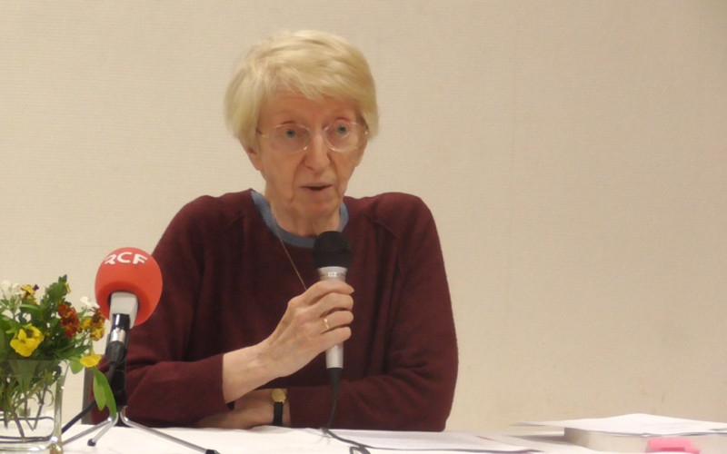 Lucienne Gouguenheim, scientifique en astrophysique