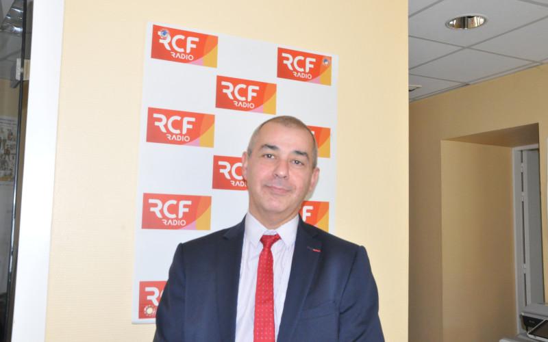 Jean Longobardi directeur du Aibus Flight Academy d'Angoulême