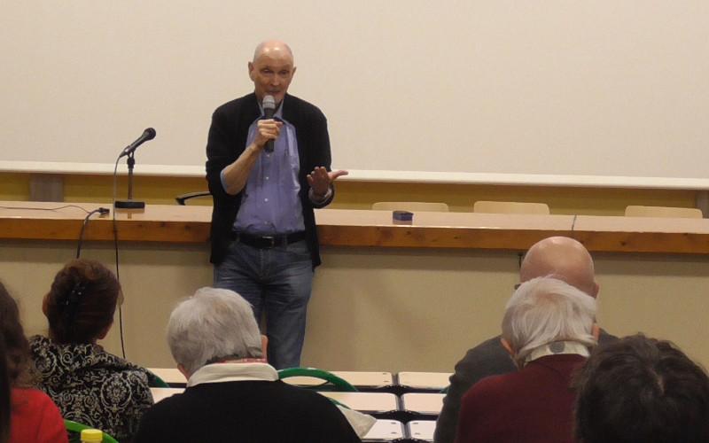 Docteur Serge Tisseron, psychiatre, psychanalyste et docteur en psychologie
