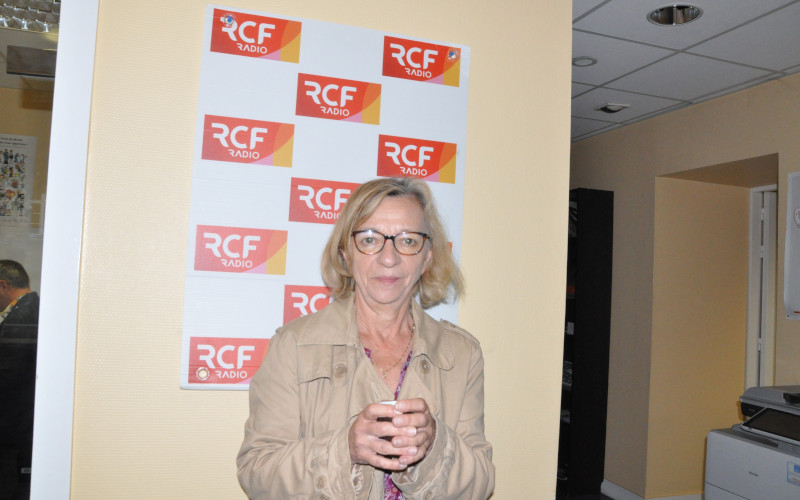 Catherine Raymond, animatrice sociale
