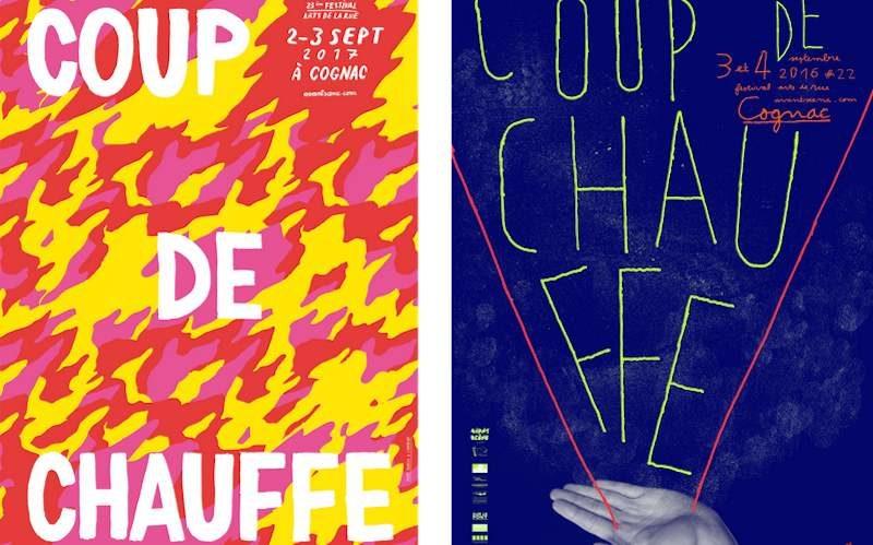 Affiches Coup de Chauffe