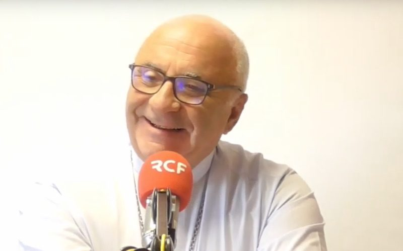 Mgr Gosselin, interview Jubilé