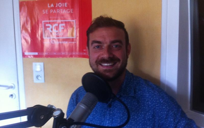 Maxime Joyau, patron d'O2 Angoulême