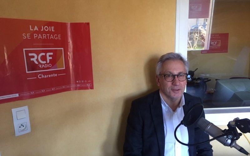 Bernard Dogneton, directeur CCI Charente Formation
