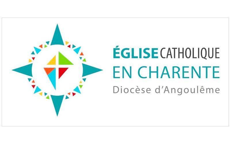 Logo du diocèse de Charente