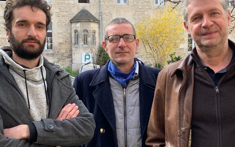 Phillipe Guerrieri Matthais Simonet