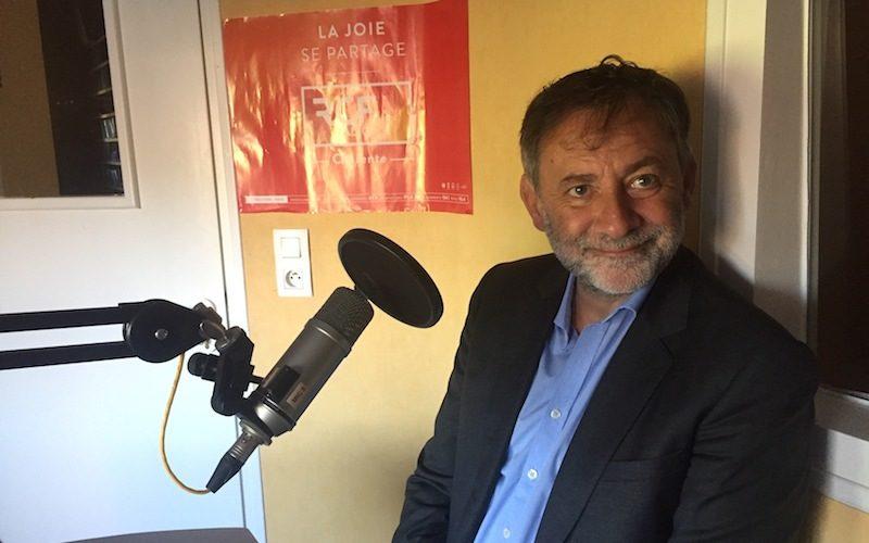 Laurent Martin, directeur de la Caisse régionale de Crédit Agricole Charente-Périgord