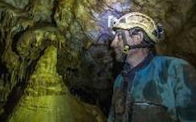 grotte de Montgaudier speleo