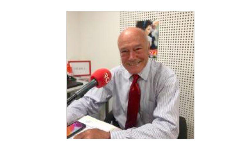 Alain Rousset, président de la région Nouvelle Aquitaine