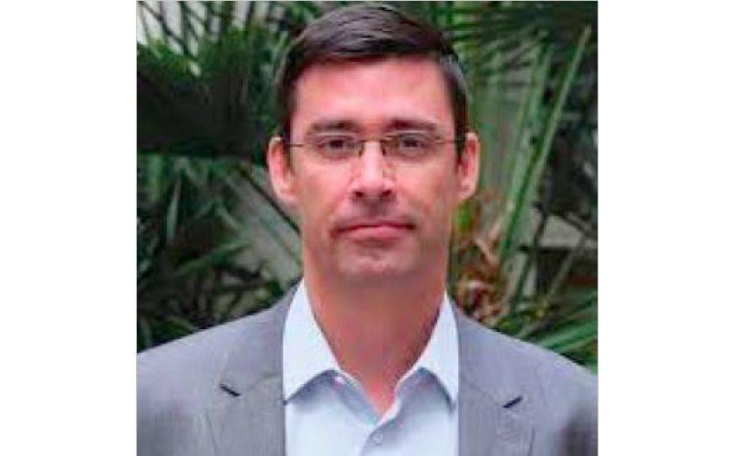 Christophe Grellier, directeur de l'enseignement catholique de Charentes