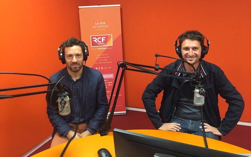 Etienne Fouqueray et Emmanuel Nadaud