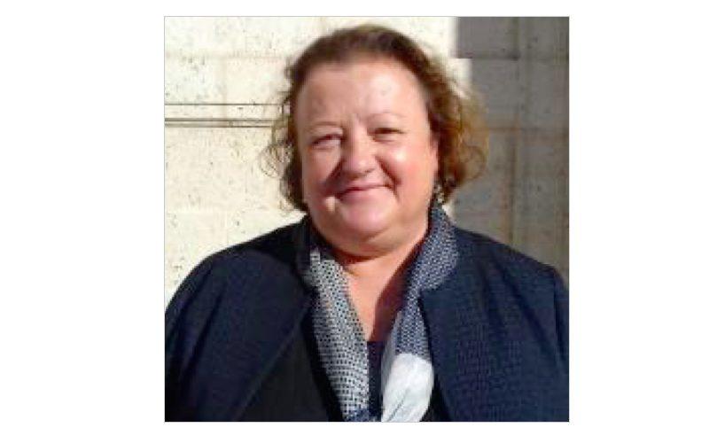 Frédérique Calandra, déléguée interministérielle à l'aide aux victimes