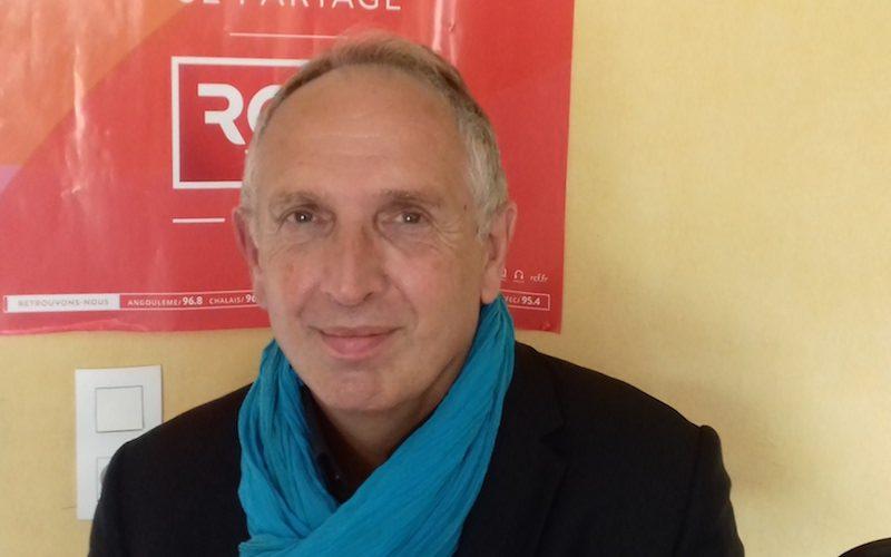 Marc Faillet directeur CCI Charente